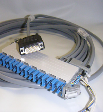 Faisceau de contrôle réseau