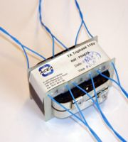 Transformateur d'Alimentation triphasé 400 Hz